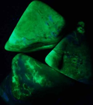 Mexican Blue Opal
