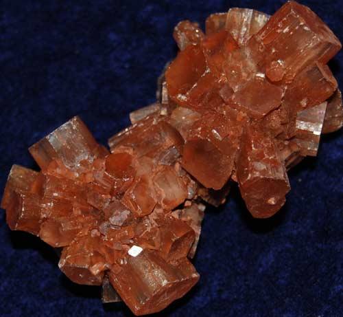 Moroccan Aragonite Star Crystal Cluster #4