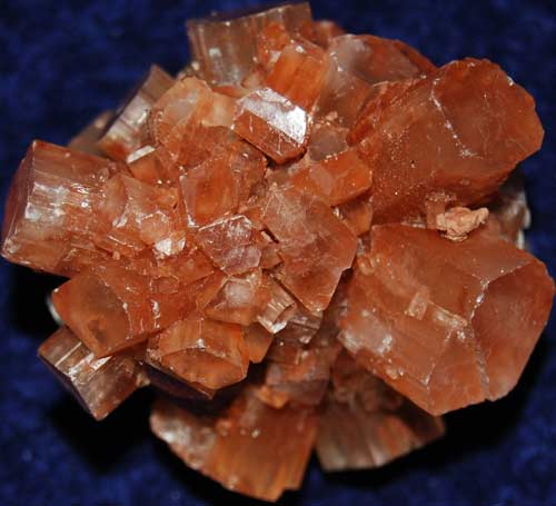 Moroccan Aragonite Star Crystal Cluster #5