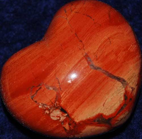 Brecciated Jasper Heart #3
