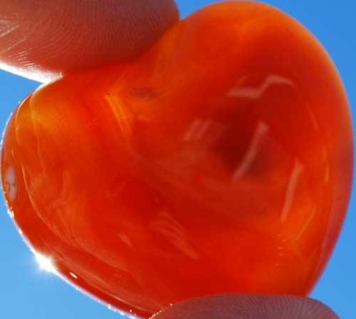 Carnelian Heart #6