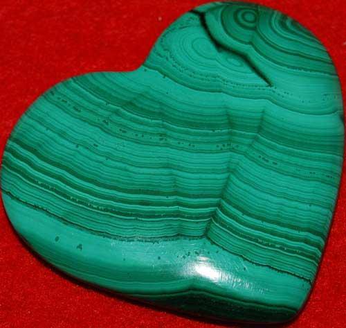 Malachite Heart #10