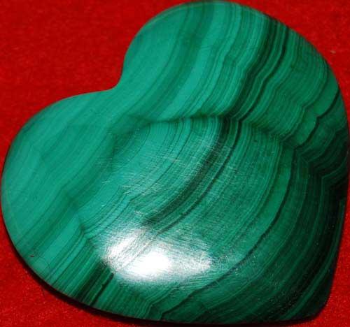 Malachite Heart #8