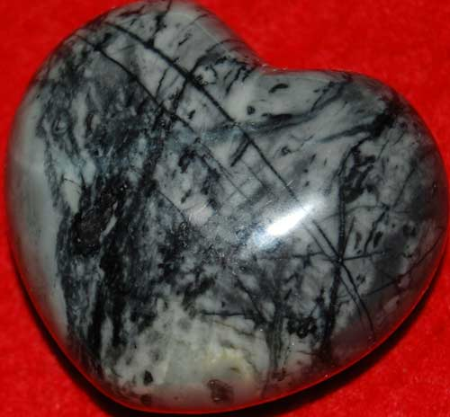 Picasso Marble Heart #4