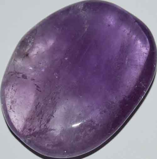 Amethyst Palm Stone #16