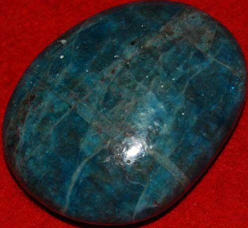 Apatite Palm Stone #6