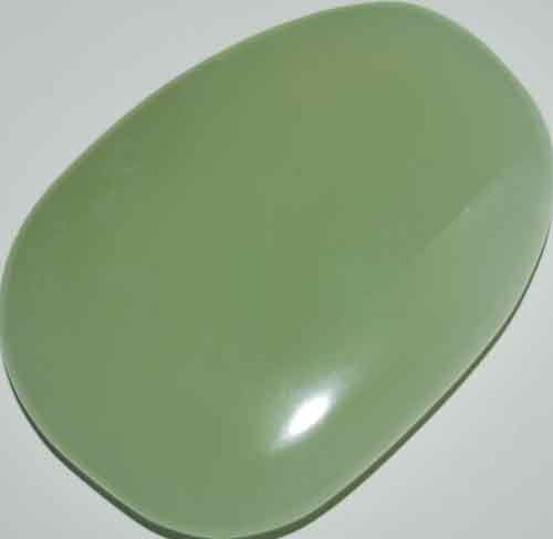 Bowenite/New Jade Palm Stone #20