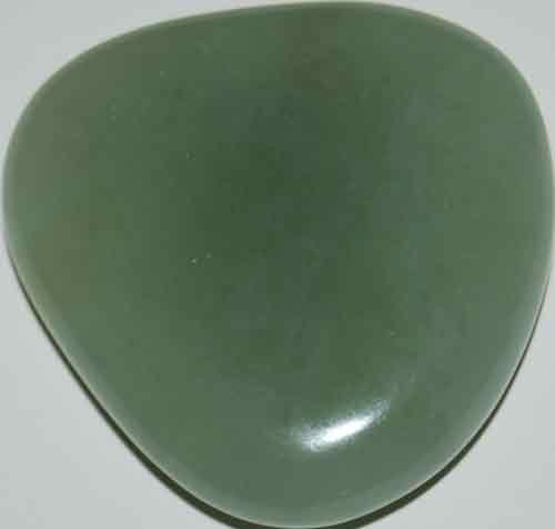Bowenite/New Jade Palm Stone #9