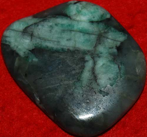 Emerald Palm Stone #25
