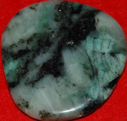Emerald Palm Stone #30