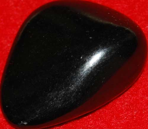 Shungite Palm Stone #5