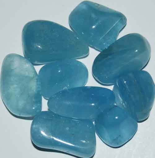 9 Aquamarine (Grade AA) #3