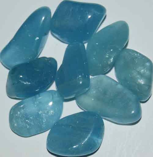 9 Aquamarine (Grade AA) #8