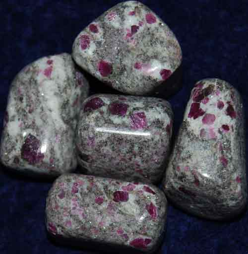 Ruby in Granite