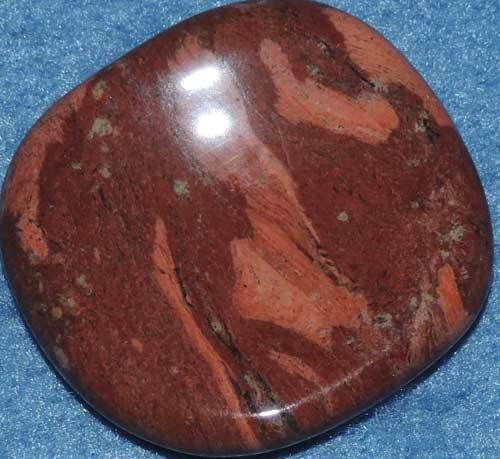 Brecciated Jasper Worry Stone #6