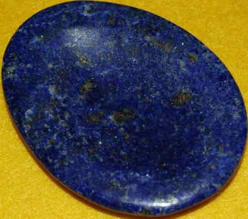 Lapis Lazuli Worry Stone #11