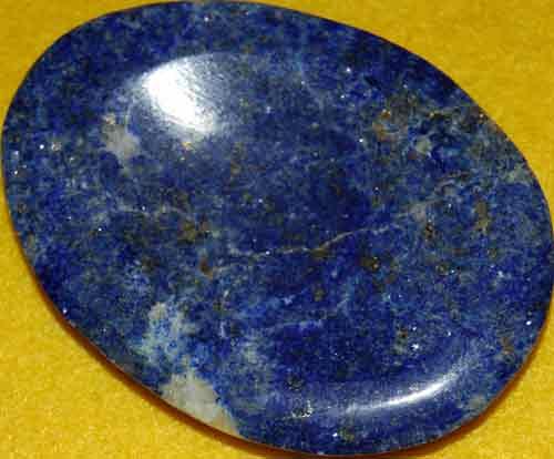 Lapis Lazuli Worry Stone #7
