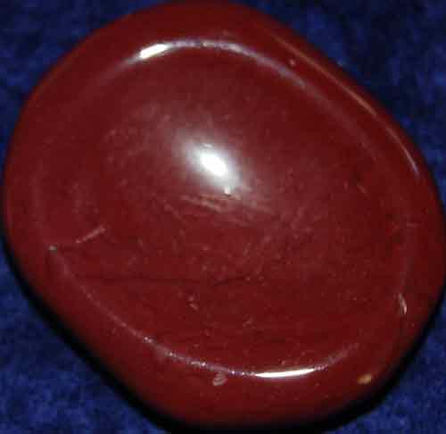 Mookaite Worry/Thumb Stone #3