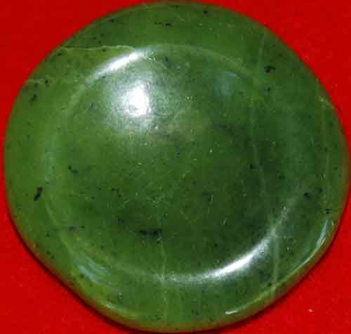 Serpentine Worry/Thumb Stone #12