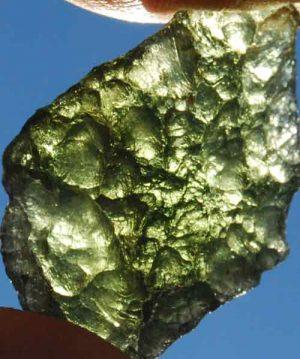Moldavite #7