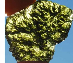 Moldavite #9