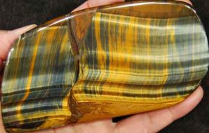 Tiger Eye Slab #11