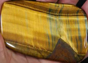 Tiger Eye Slab #4